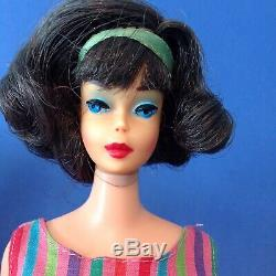 Ultra Rare And Fabulous! MIDNIGHT JAPANESE SIDE PART AMERICAN GIRL Barbie