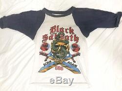 Ultra Rare Black Sabbath Vintage T Shirt. Sz M. 70s Tour