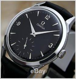 Ultra Rare Immaculate Vintage 1954 Omega Men Dress Watch Cal 266 withCase, Extras