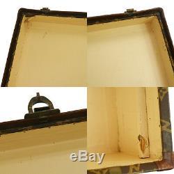 Ultra Rare! LOUIS VUITTON Vintage Luggage Monogram 1900-1930's A46598d
