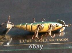 Ultra Rare Michigan Life-like Fishing Lure By Jacob Hansen Ex Condition