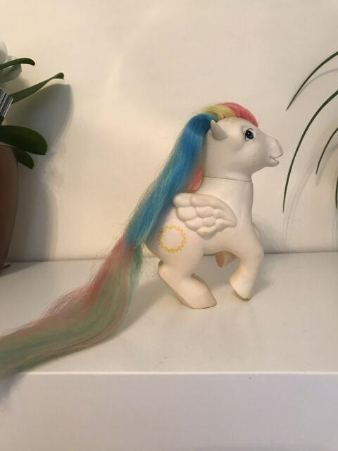 Ultra Rare My Little Pony South Africa African G1 Starshine Vintage