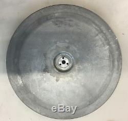 Ultra Rare Nos Vintage Main Platter For Thorens Td 135