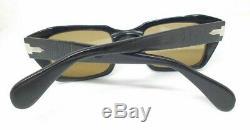 Ultra Rare Persol Meflecto Ratti 6155 Vintage Man's Sunglasses