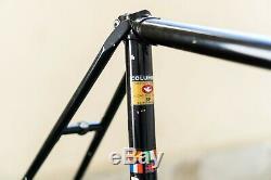 Ultra Rare Pogliaghi Pista Track Frameset 53 cm Campagnolo Vintage Fixed Gear
