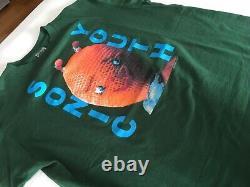 Ultra Rare SONIC YOUTH Dirty Shirt VINTAGE XL 1992 Grunge NIRVANA tour GRAIL