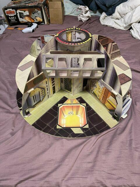 Ultra Rare Star Wars Vintage Irwin Toys Death Star Playset 1977 Not Palitoy