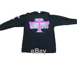 Ultra Rare The Undertaker Wwe Wwf Attitude Era Vintage Long Sleeve Shirt