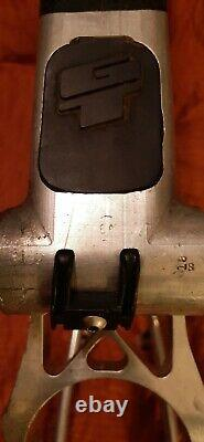 Ultra Rare Vintage1997 Gt Sts Dh 21 Inch Carbon Large Frame. Msrp $6,000 Cad