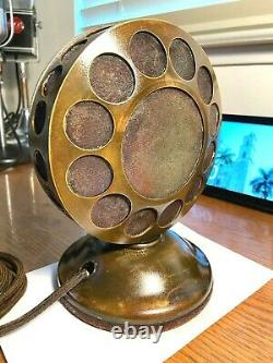 Ultra Rare Vintage 1920's WESTERN ELECTRIC 600A Carbon Microphone