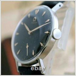 Ultra Rare Vintage 1941 Omega Men Dress Watch Cal 30T2 withCase, Extras