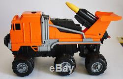 Ultra Rare Vintage 1985 The Animal Xtendor Agrimia Truck Claws Galoob New Mib