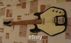 Ultra Rare Vintage 50s Electric Guitar Retro