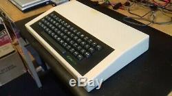 Ultra Rare Vintage Acorn Atom Computer System (mint)