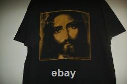 Ultra Rare Vintage Apoptygma Berzerk 7 90's concert T Shirt Industrial goth