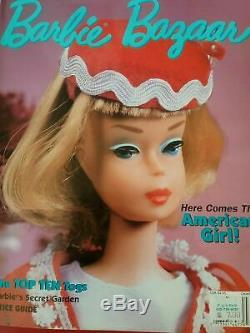 Ultra Rare Vintage European Barbie Milady (Stork) Living Room