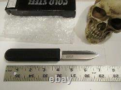 Ultra Rare Vintage Japan Cold Steel Spear Point Emergency Rescue Knife Er1 #32sp