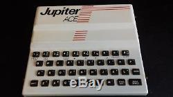 Ultra Rare Vintage Jupiter Ace Computer System (gc)