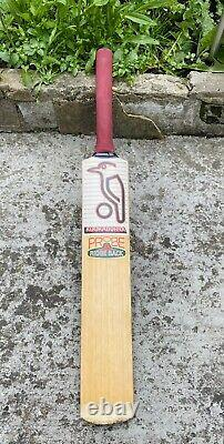 Ultra Rare Vintage Kookaburra Ridgeback Ponting 1990s SH Cricket Bat Grade 1