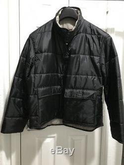 Ultra Rare Vintage Left Hand Jacket By Massimo Osti Stone Island Designer Sz Lrg