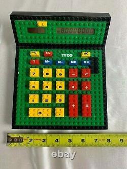 Ultra Rare Vintage Lego Calculator Ultimate Collectors Piece