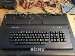 Ultra Rare Vintage Memotech Mtx500 Computer System (mint Boxed)