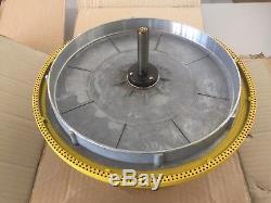 Ultra Rare Vintage Nos Non Magnetic Main Platter Cb 788 For Thorens Td 124