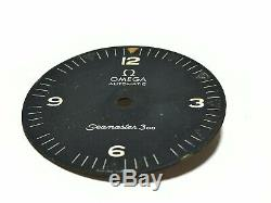 Ultra Rare Vintage Omega Seamaster 300 Ref 14755 Matte Dial Used Condition