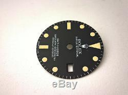 Ultra Rare Vintage Rolex 1675 Gmt-master Tritium Dial Top Condition No Service