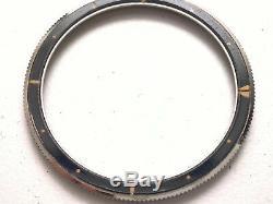 Ultra Rare Vintage Zenith S58 Complete Bakelite Bezel