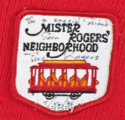 Ultra Rare Vtg Life Size 40 Daniel Tiger Plush Autograph Mister Mr Rogers Exc