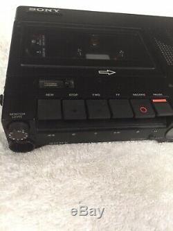 Ultra Rare! Vtg. SONY TC-D5M Stereo Cassette Recorder/Recorder circa 1980