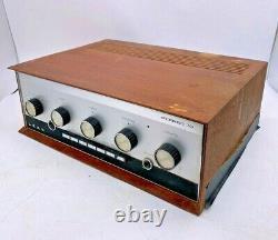 Ultra Vintage Leak Stereo 70 Rare Amplifier Tuner