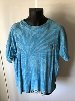 Ultra Vintage THE CURE Wish 80s Rare Crystal Rain Band T-Shirt Mens XL USA