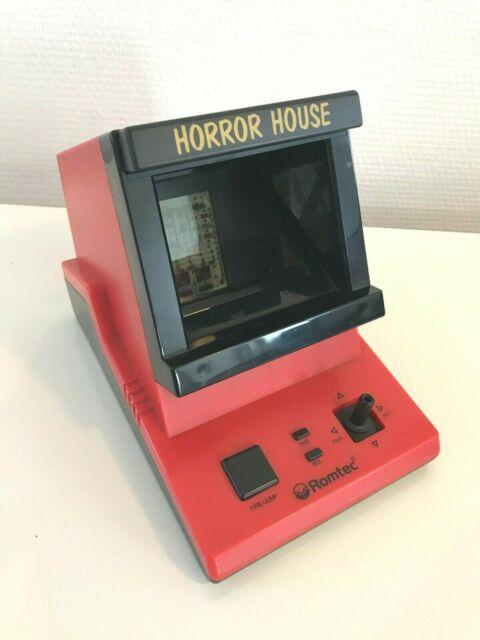Ultra-rare Romtech Colorvision Vintage Lsi Lcd Table-top Game, 1984 Read