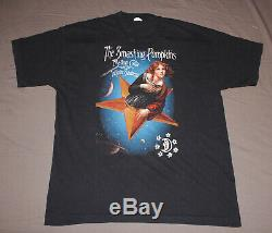Ultra rare grail vtg Smashing Pumpkins 1996 TOUR T Shirt concert L/XL rock band
