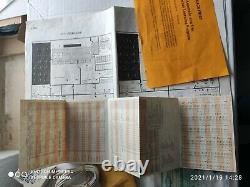 Ultra rares vintage 6802 Entwicklungssystem von Heathkit SBC SDK 35 Jahre alt