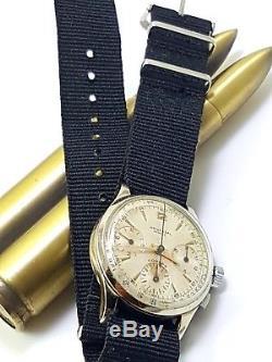 Universal Geneve Compax Cal. 285. Ultra Rare Vintage Pilots