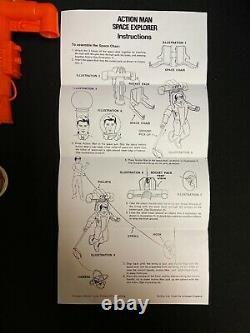 VINTAGE ACTION MAN SPACE EXPLORER ULTRA RARE (Please Read the Description)