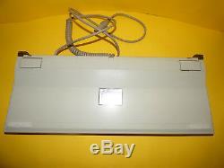 VINTAGE Focus FK-2000 Plus Mechanical Keyboard TESTED ULTRA RARE