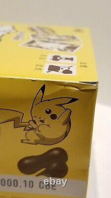 VTG Pokemon 1999 Meiji Promo card series 10 x boxes Charizard PSA UBER-RARE
