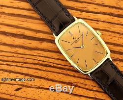 Vacheron & Constantin Ultra Thin Vintage 1950s Ref. 7590 Cal. 1003 Very Rare
