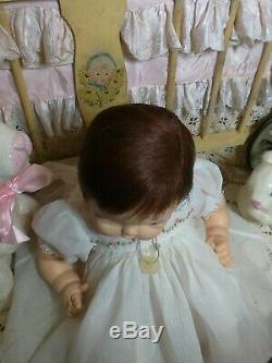 Vintage 18 Madame Alexander Kitten Baby Doll Ultra Rare