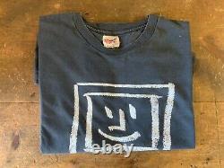 Vintage 1980s Apple Mac T-Shirt early Hanes logo XL ultra rare