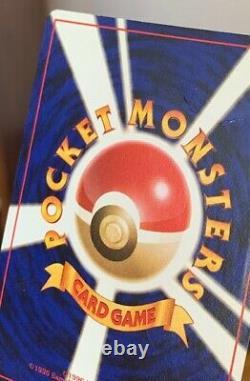 Vintage 1999 Pokemon Alakazam Masaki Holo (Evolution Communication) Ultra Rare
