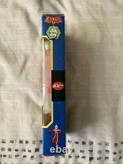 Vintage All Original Boxed Popy/Mego Rare Ultra Seven Figure