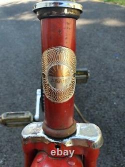 Vintage Asahi BMX Bike Ultra Rare Stingray Style Bicycle