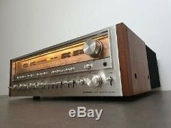 Vintage Boxed! Pioneer SX-1250 Stereo Receiver / Amp / Tuner SX1250 Ultra Rare