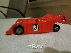 Vintage Delta Pocket Rocket Ultra Rare 1/18 Scale Ep Produced 1980 Dont Miss Out