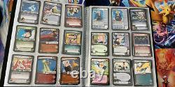 Vintage Dragon Ball Z Card Collection Ultra Rare Old Premium Binder Collection